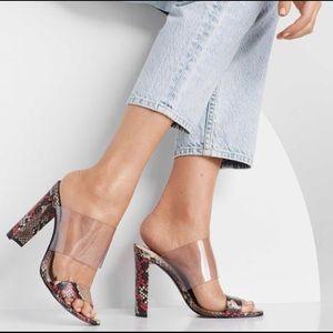 Also Fulmer Block High Heel Sandals